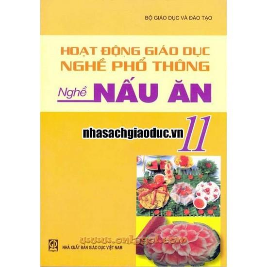 Sách - Nghề nấu ăn 11 (SHS)