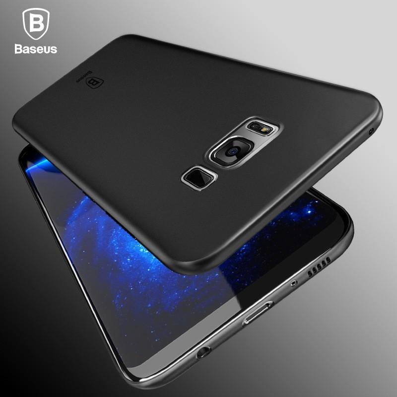Ốp Slim PP Galaxy S8 Plus-hiệu Baseus