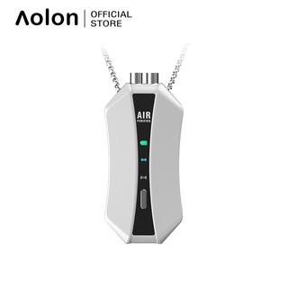 Máy Lọc Không Khí Dạng Treo Aolon Mini Mini Sử Dụng Ion Ẩm Tiếng Ồn Thấp Loại Bỏ Chất Ô Nhiễm Không Khí Pm2.5