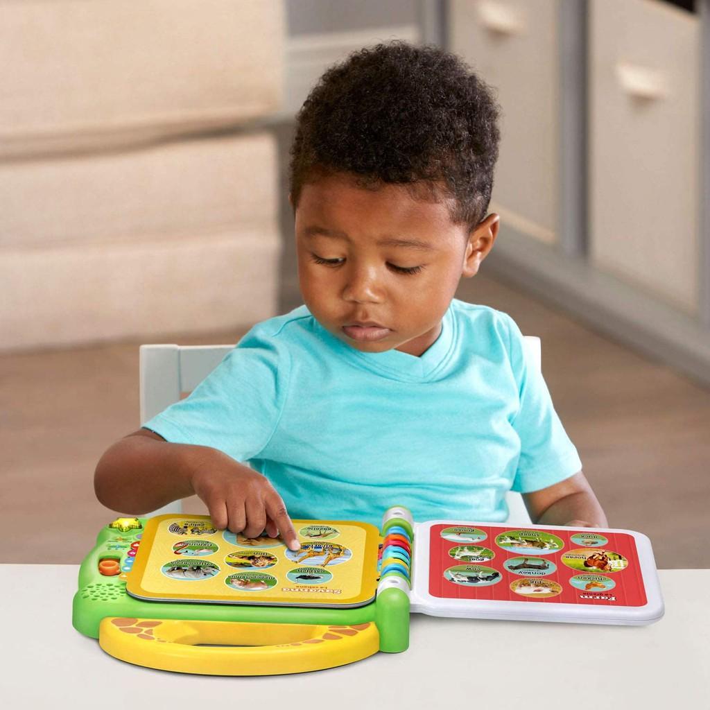 Đồ chơi Leapfrog - Sách thông minh Leapgfrog 100 Animal Book, Shop Mẹ Nhi Organic.
