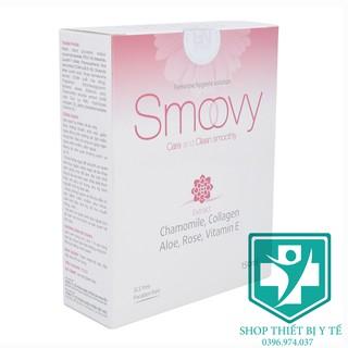 Dung dịch vệ sinh phụ nữ Smoovy giúp nuôi dưỡng và trẻ hoá da vùng kín 1