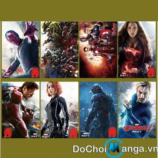 Bộ Poster The Avengers