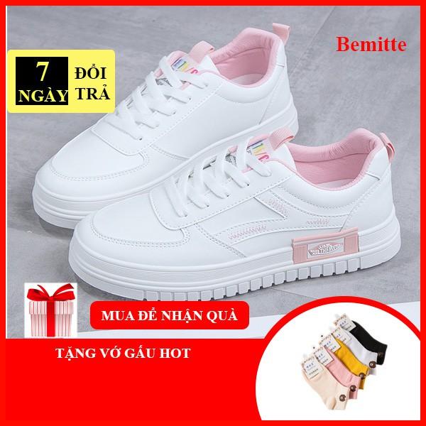Giày sneaker 2020 nữ, giày nữ thời trang mới nhất BM015