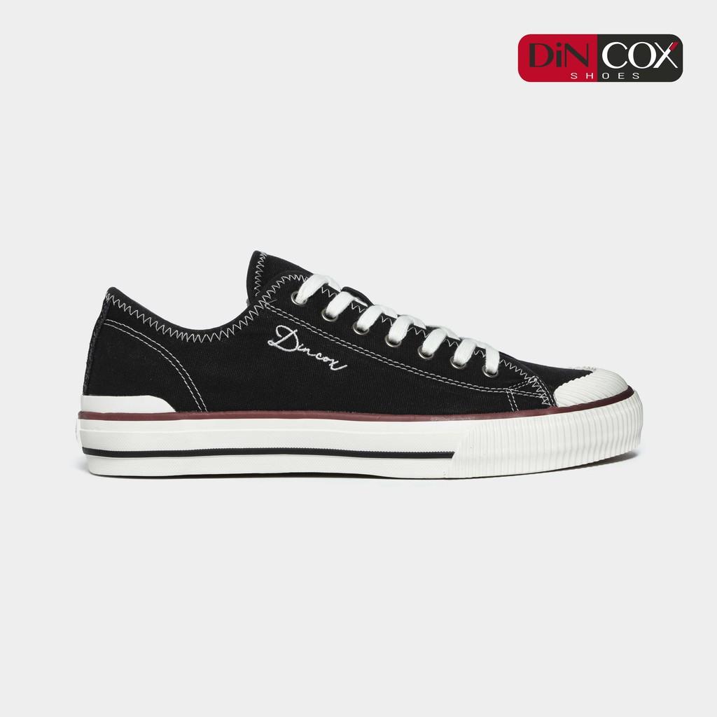 Giày Sneaker Dincox Unisex D21 Black