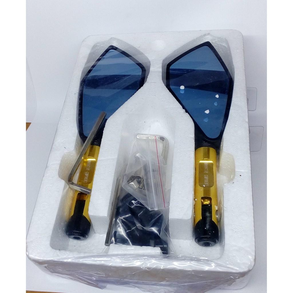 gương đôi cao cấp rizoma CNC