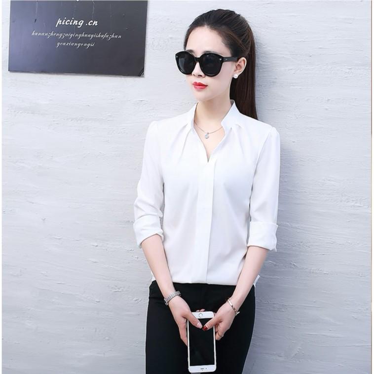 áo sơ mi kiểu dáng Hàn Quốc