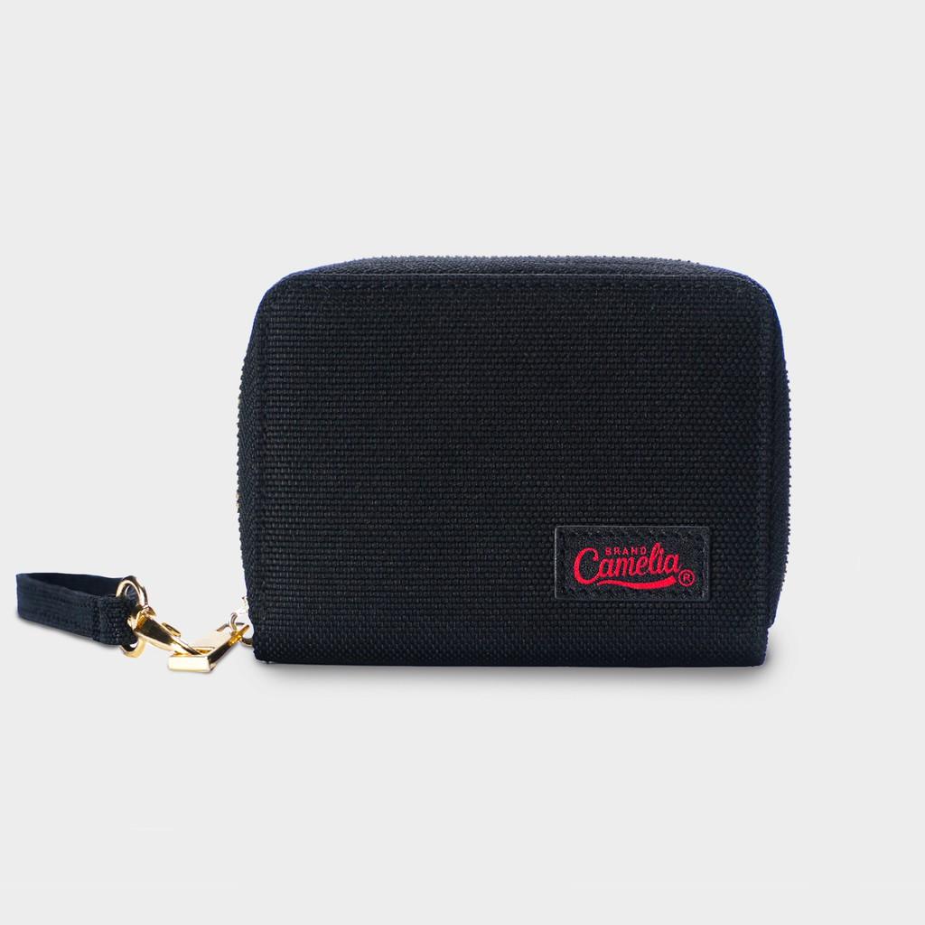 Ví vải CAMELIA BRAND® Mini Zipper Wallet (4 colors)