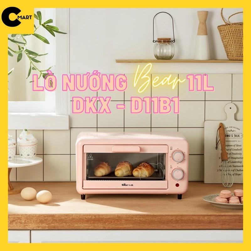 [BEAR🌟] LÒ NƯỚNG 11L BEAR CHÍNH HÃNG DKX-D11B1 [CMART.COM.VN]