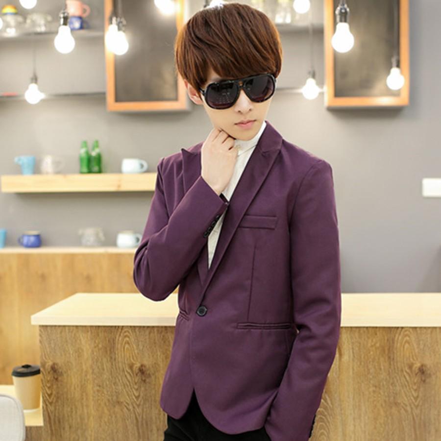 [Tân Phú] Áo Vest nam Hàn Quốc phong cách, mốt trẻ