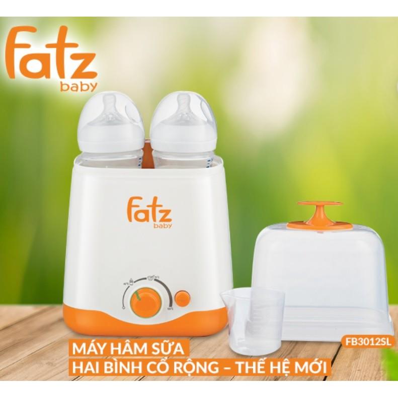 Máy Fatzbaby Fb3012SL, hâm sữa thức ăn và tiệt trùng 2 bình cổ rộng thế hệ mới - 2810869 , 573650259 , 322_573650259 , 680000 , May-Fatzbaby-Fb3012SL-ham-sua-thuc-an-va-tiet-trung-2-binh-co-rong-the-he-moi-322_573650259 , shopee.vn , Máy Fatzbaby Fb3012SL, hâm sữa thức ăn và tiệt trùng 2 bình cổ rộng thế hệ mới