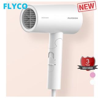 (NEW 2020) Máy Sấy Tóc Cao Cấp 2 Chiều Nóng Lạnh Sấy Anion Flyco FH6275 FH6276 Mini Bảo Vệ Quá Nhiệt Chống Khô Xơ