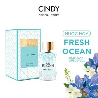 Nước hoa Cindy Bloom Fresh Ocean 50ml chính hãng thumbnail
