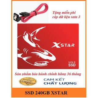 (free ship)Ổ cứng SSD 240GB XSTAR SATA3 Drive 2.5 bảo hành chính hãng 36 tháng thumbnail