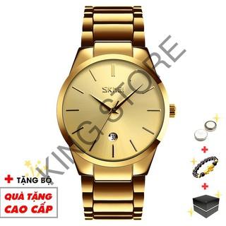 Đồng hồ nam SKMEI classic SME11 thời trang cao cấp chống nước siêu bền-KING STORE