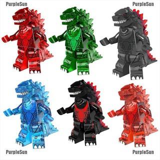 Mô Hình Đồ Chơi Lego Hình Khủng Long Godzilla