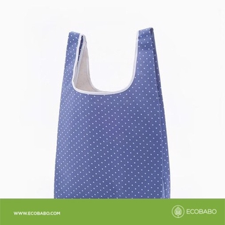 Túi đi chợ gấp gọn chống nước | Ecobabo