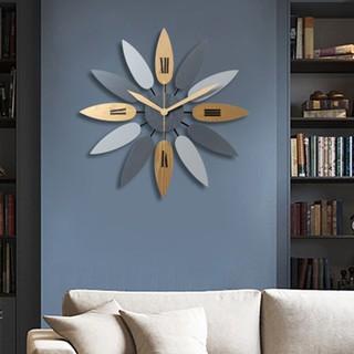 Đồng hồ treo tường đẹp hiện đại trang trí phòng khách DHT002