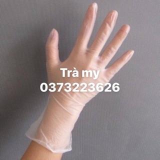 Gang tay trong không bột (100c/hộp & 50c/1 hộp)