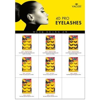 Lông Mi Giả Chuyên Nghiệp 4D - Vacosi 4D Pro Eyelash VM22 thumbnail