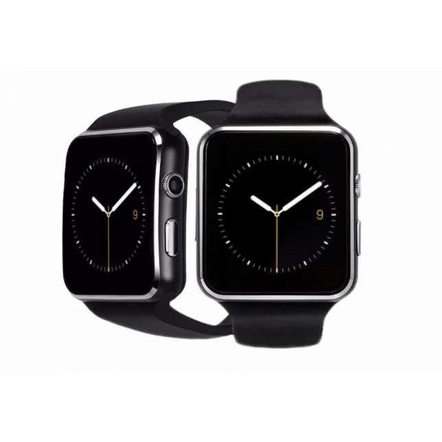 Đồng hồ thông minh mẫu mới - X60 thiết kế sang trọng có tiếng việt - 3540957 , 1322583949 , 322_1322583949 , 254000 , Dong-ho-thong-minh-mau-moi-X60-thiet-ke-sang-trong-co-tieng-viet-322_1322583949 , shopee.vn , Đồng hồ thông minh mẫu mới - X60 thiết kế sang trọng có tiếng việt