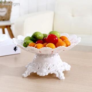 Rổ Đựng Trái Cây Khô Bánh Kẹo Ba Tầng 4.9 Thời Trang