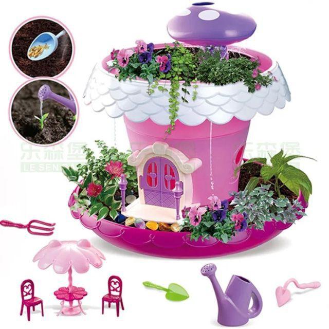 Sale Sập Sàn-Bộ trồng cây kì diệu – Magic Cottage [ loại