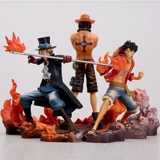 Mô hình đồ chơi nhân vật Luffy trong phim hoạt hình One Piece