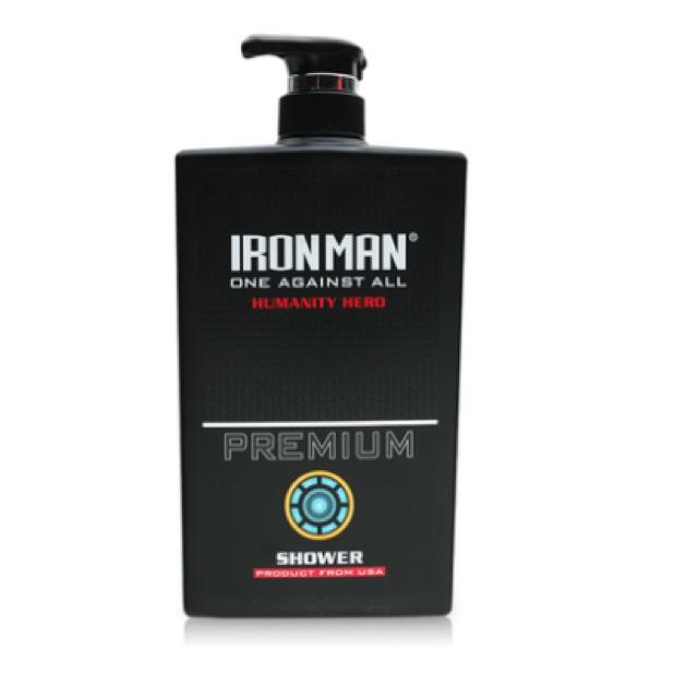 Sữa tắm Ironman Premium Humanity Hero Shower 650g - 2558706 , 801835908 , 322_801835908 , 225000 , Sua-tam-Ironman-Premium-Humanity-Hero-Shower-650g-322_801835908 , shopee.vn , Sữa tắm Ironman Premium Humanity Hero Shower 650g