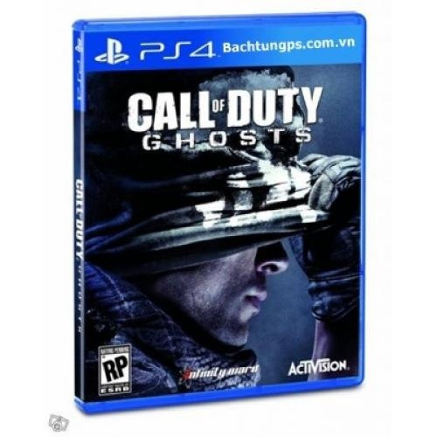 Đĩa game ps4 :Call Of Duty Ghosts