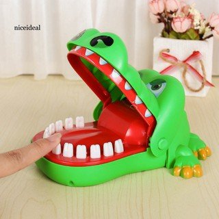 ●NIC Creative Children Kids Crocodile Mouth Bite Finger Game Party Funny Toy Gift