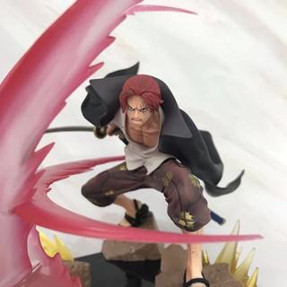 Mô Hình Nhân Vật Cáo Tóc Đỏ Trong Phim One Piece