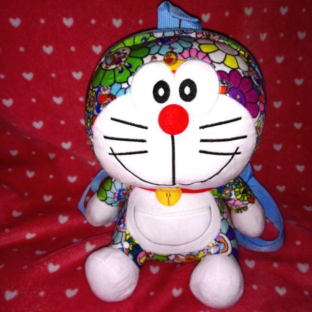 Doremon Balo gấu bông Doraemon