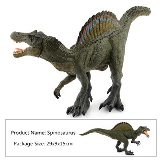 Large Spinosaurus Toy Figure Realistic Dinosaur Model Birthday Gift to Boy Kids