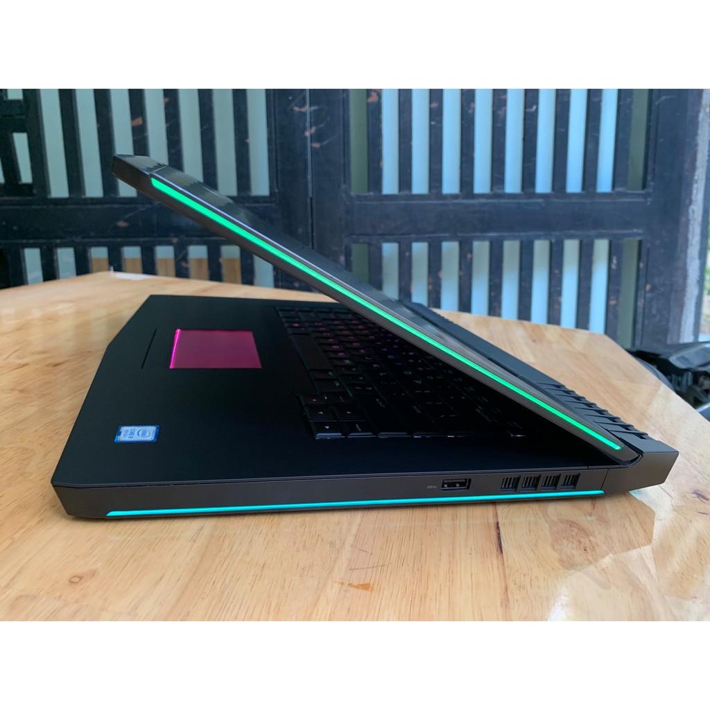 Laptop Dell Alienware 15R4, i9 8950HK, 32G, 512G + 1T, GTX1080 = 8G
