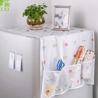 Tấm Phủ Bảo Vệ Tủ Lạnh Có Túi 2 Bên thumbnail