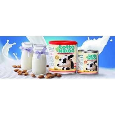 Sữa đặc Lotte Nidoo 390gr - 3141367 , 998428597 , 322_998428597 , 20000 , Sua-dac-Lotte-Nidoo-390gr-322_998428597 , shopee.vn , Sữa đặc Lotte Nidoo 390gr