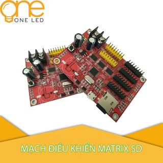 Mạch điều khiển module P10 MATRIX SD OneLED