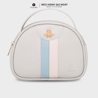 Túi đeo chéo da nữ YUUMY YN66 nhiều màu thumbnail