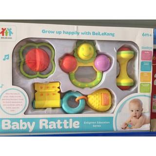 đồ chơi xúc xắc cho bé