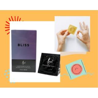 Bao cao su Feel Premium Bliss 3in1 [CHÍNH HÃNG] Gân Gai Lằn Thắt (12 bao), chạm ngay tới điểm G của nàng thumbnail