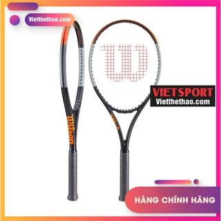 Vợt Tennis Wilson Burn 2021 100LS 280 Gam và 100ULS 260 Gam – BẢO HÀNH CHÍNH HÃNG