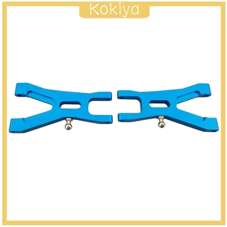[KOKIYA] 1/18 RC Truck Buggy Front Low Suspension Arms for Wltoys A969 A979 K929 Part