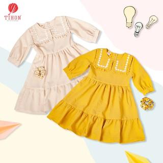 Váy Trẻ Em TIHON Đầm Thời Trang Cho Bé Gái VD042000