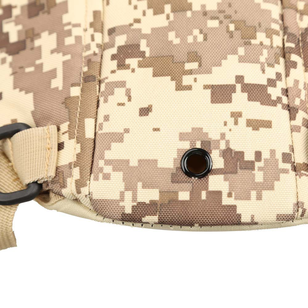 MOLLE Tactical Open Top Double Decker Single Rifle Pistol Mag Pouch Cartridge Clip Pouch Hunting Bag | Shopee Việt Nam
