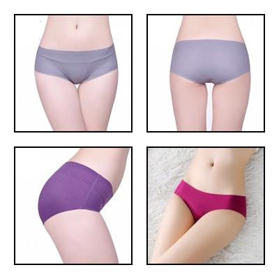 Combo 5 quần lót nữ SU ĐÚC THÔNG HƠI không đường may - Hàng cao cấp