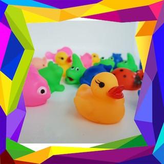Bộ 20 đồ chơi con vật chút chít – NAM TỪ LIÊM
