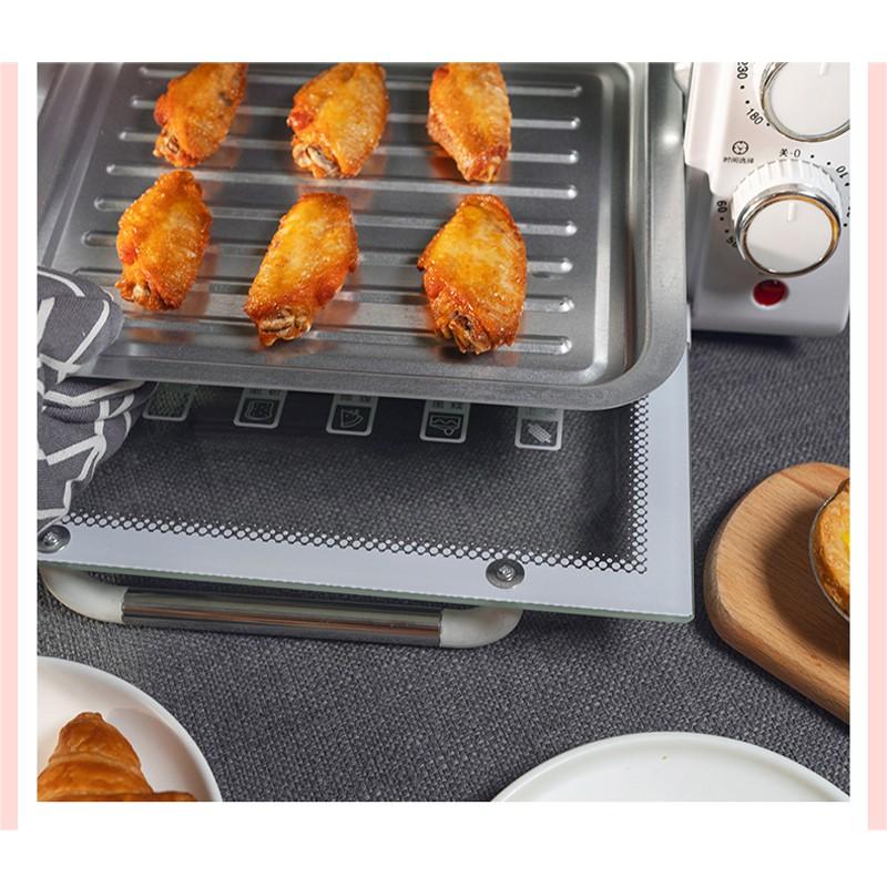 Lò nướng Bếp nướng SOAR mini đa năng Lò vi song tiện lợi dung tích 12lít vt124