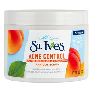 ST.ITẩy Da Chết Body ST.Ives Acne Control Apricot Scrub
