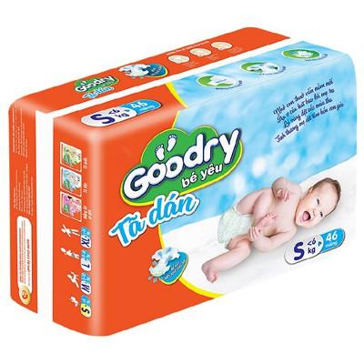 Tã Dán Goodry S46 (3-6kg)