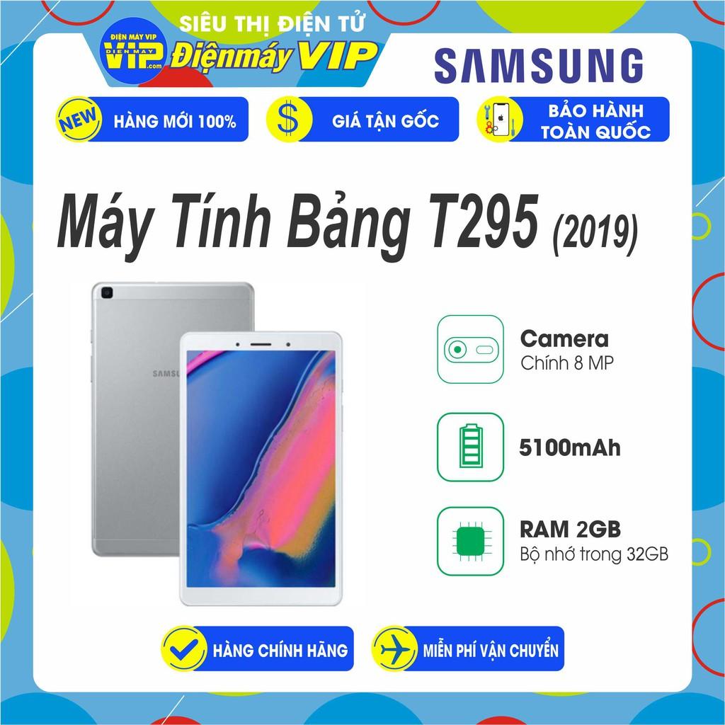 Máy Tính Bảng Samsung T295 (2019) - Hàng Chính Hãng - Mới 100%